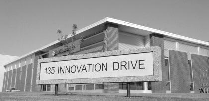 135 Innovation Dr(University of Manitoba)